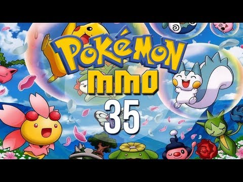 ► PokéMMO - The Sabrina Challenge (Co-Op Part 35)