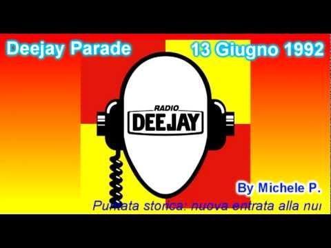 Deejay Parade 13 Giugno 1992 COMPLETA (audio ottimo)