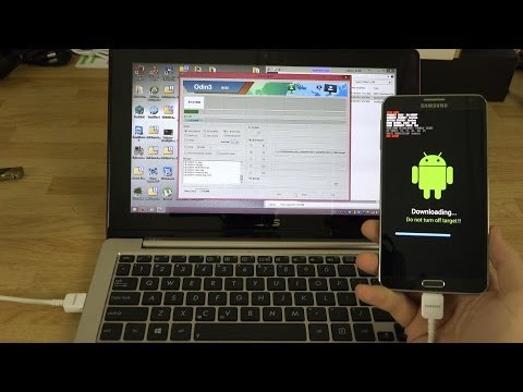 ... the Samsung Galaxy Note 3 to Stock 4.4.4 KitKat! (Unroot or Unbrick