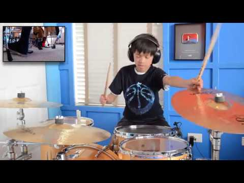 System Of A Down - BYOB Drum Cover