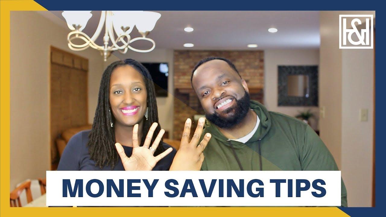 Money Saving Tips (2019) | 8 Money Hacks That Saves Us Thousands