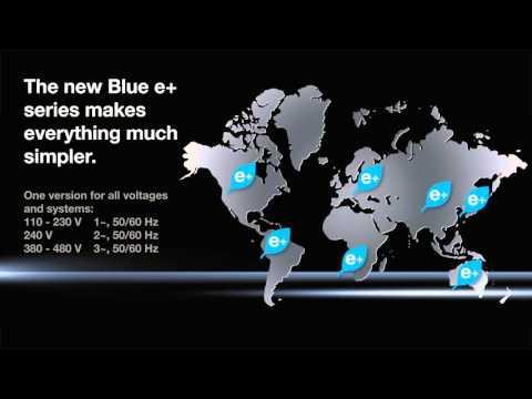 Blue e+ Multi Voltage