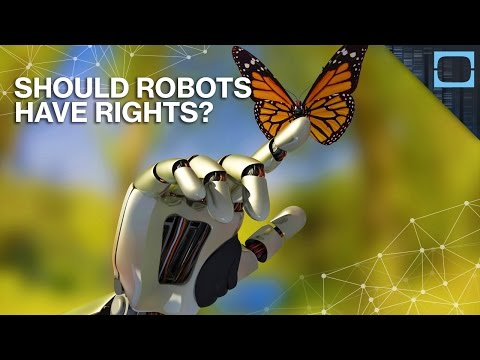 Should We Give Robots Rights?
