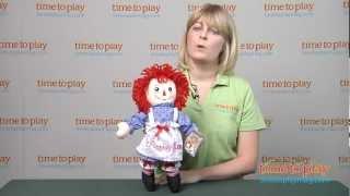 Raggedy Ann 16-inch Doll from Aurora