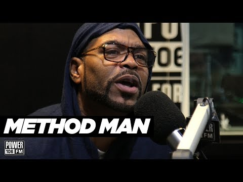 Method Man Breaks Down Production on WuTang's C.R.E.A.M.