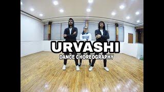 Urvashi | yo yo honey singh | Dance choreography | Shrijit Pillai | Tanvi Kshatriya