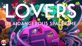 Lovers in a Dangerous Spacetime PC Gameplay [60FPS]