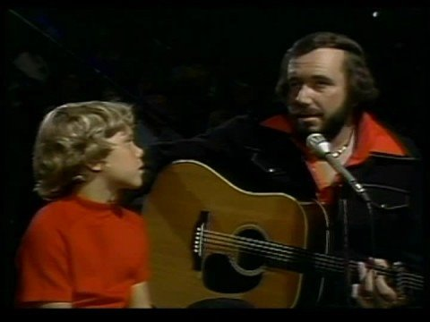 Bobby Bare & Bobby Bare Jr. - Daddy, What If
