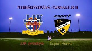 U17: Honka - JJK 0-0