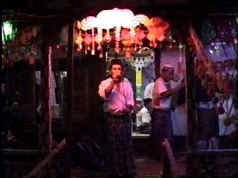 "Cham Lama Dam Cuoi Hat  Nhac Kate (All) Ca Si""S Tre Lama Band"
