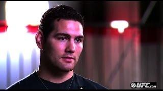 UFC 168: Chris Weidman Pre-fight Interview