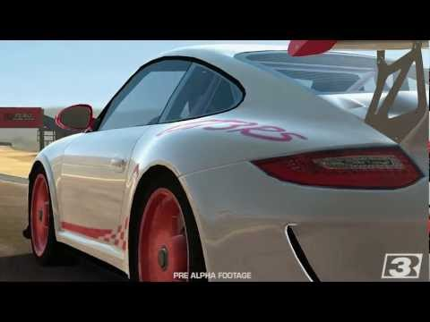 Real Racing 3 Announcement Trailer