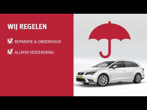 Operational lease - SEAT Nederland