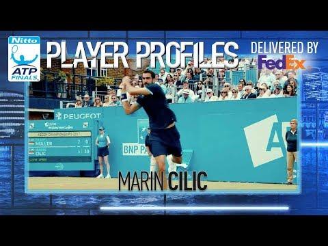 Marin Cilic Nitto ATP Finals Player Profile 2017