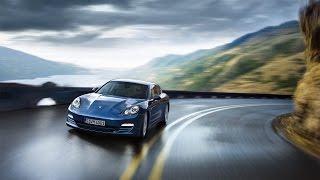 Porsche Panamera 4S обзор 2016.  Тест-драйв.  Test Drive