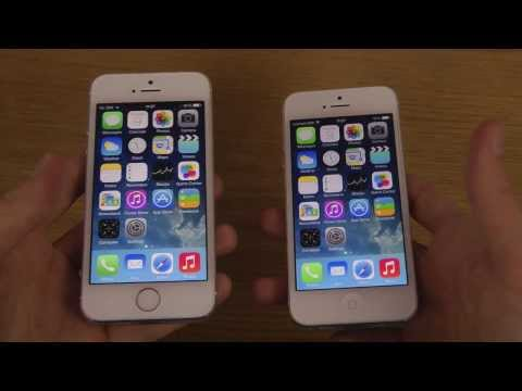 iPhone 5S White Silver Edition vs. iPhone 5 White Edition - Which Is Better?