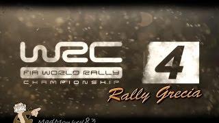 WRC FIA World Rally Championship 4 - PC Gameplay HD ITA - Logitech DFGT Wheel - Rally Grecia