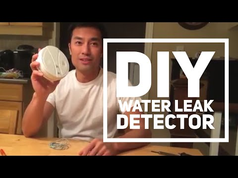 Make a Simple & Cheap Water Leak Alarm (Detector / Sensor)