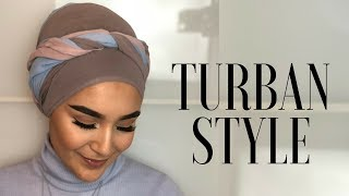 Twisted Turban Style