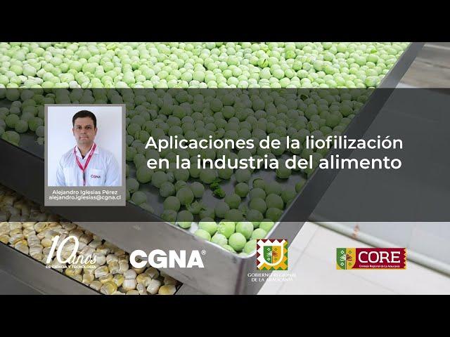 Aplicaciones de la liofilización en la industria de alimento
