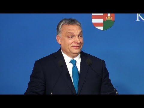 PM Orbán: Power structures of the media will change