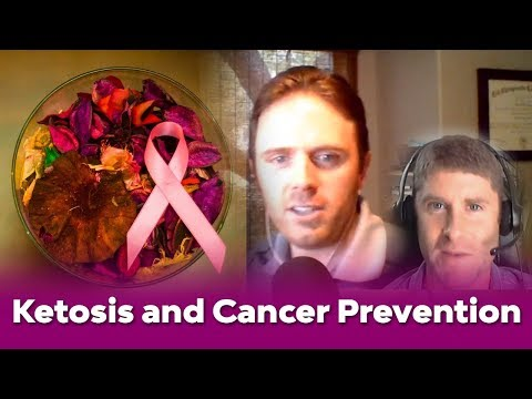 Dr. David Jockers - Ketosis and Cancer Prevention - Podcast #139