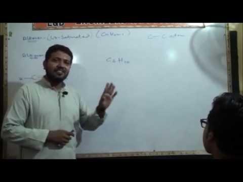 lec#02 Organic Chem (BIE karachi) urdu by Ahmad malik