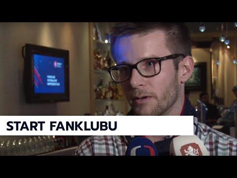 Fanklub fotbalové reprezentace zahájí činnost, podporují ho Nedvěd i Šilhavý