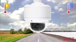 LTS Pan Tilt Zoom (PTZ) Line of Security Dome Cameras - Features and Benefits