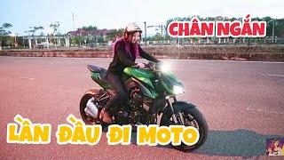 vuclip Lần Đầu Đi Xe Moto Của Noob Ohsusu Với Kawasaki Z1000 2018