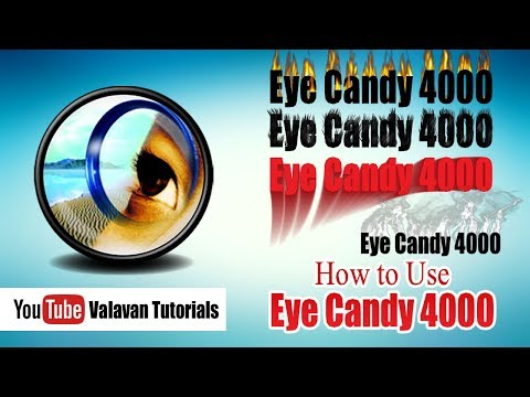 eye candy 4000 plugin for photoshop download