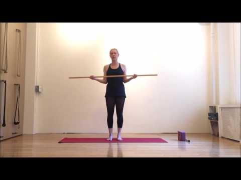 Alison West, Yoga