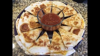 Easy Quesadilla Recipe - Fast and Easy Quesadillas