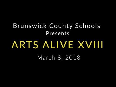 Arts Alive 2018 - Brunswick County Schools
