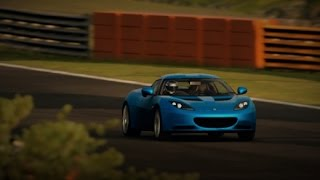 GT Sport Beta - Fastest lap with Evora at Dragon Trail (2:03,533) + Setup!