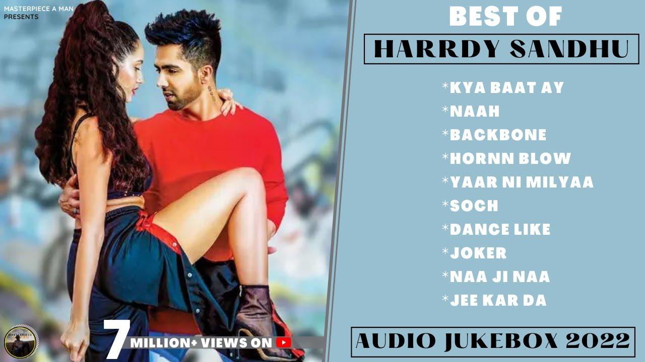 Best Of Hardy Sandhu 2020 || Hardy Sandhu Jukebox || Hit Songs of Hardy Sandhu || Jukebox 2020