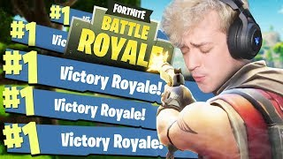 THE REASON I DON'T PLAY FORTNITE... IT'S TOO EASY (ONLY WINS)