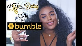 Plus Size Dating On Bumble | The App + My Experiences | #FatGalPlaybook