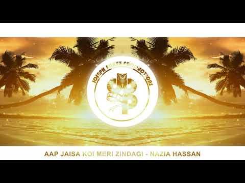 Aap Jaisa Koi Meri Zindagi  Nazia Hassan Qurbani 1980
