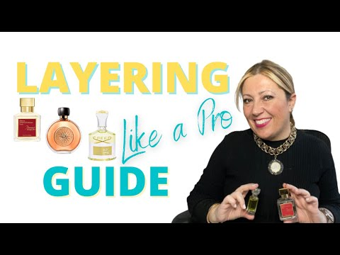 ⭕️ LAYERING GUIDE AND FAVORITE LAYERING COMBOS LAYERING 101 THE ART OF LAYERING FRAGRANCES HOW TO - YouTube