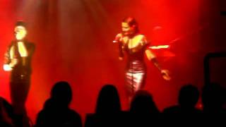 In Strict Confidence - Set Me Free (excerpt) - live at Herford X