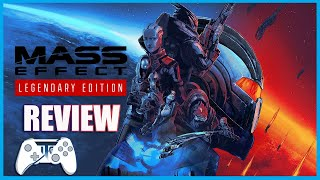 Mass Effect Legendary Edition Review (Part 1) (Video Game Video Review)