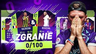 CO ZA GOL! DRAFT BEZ ZGRANIA? - FIFA 18 CHALLENGE [#15]