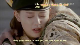 [VietSub+Kara] With You -  Lyn [Descendants Of The Sun]