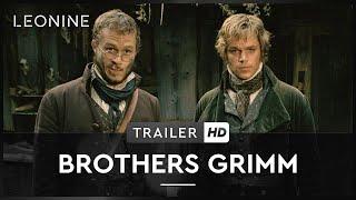 BROTHERS GRIMM   Trailer   Deutsch   HD