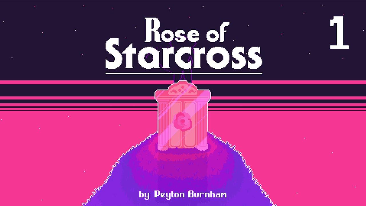 Rose of Starcross DEMO - Serien Plays [Part 1] | The Sword Atop Mt. Starcross