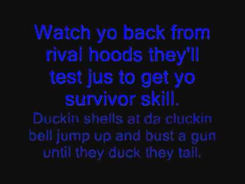 Young Maylay - Gta San Andreas Theme Song Lyrics