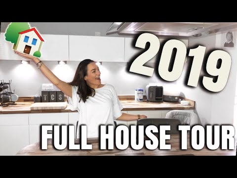 Our first ever HOUSE TOUR || Full house tour 2019