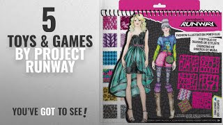 Top 10 Project Runway Toys & Games [2018]: Fashion Angels Project Runway Portfolio