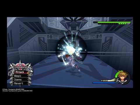 KH2.5 HD Final Form wrecks Data Xigbar - YouTube